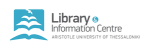 AUTh Library logo